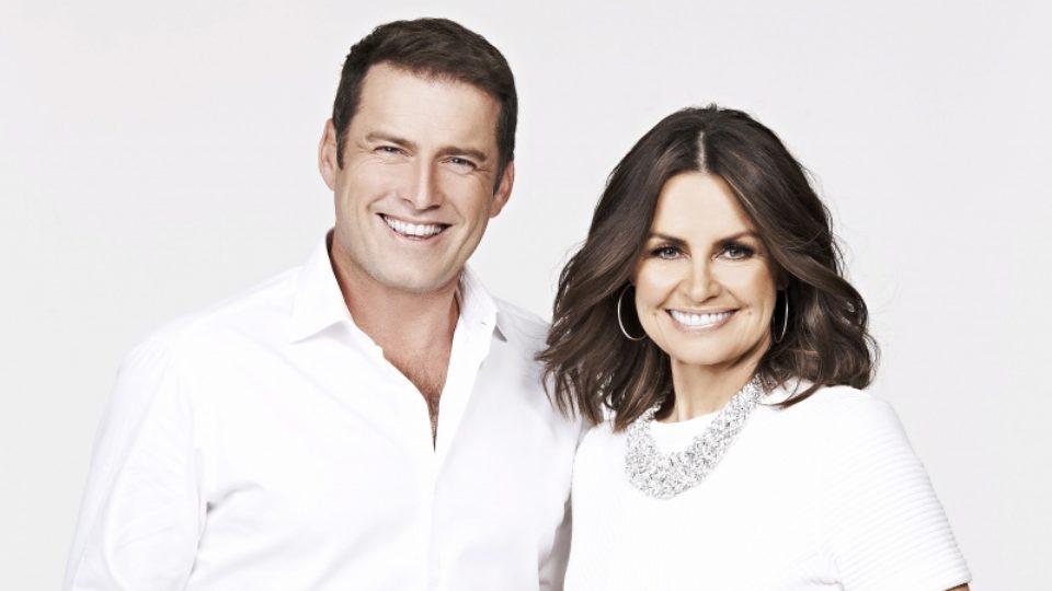 Lisa Wilkinson, Karl Stefanovic, Today Show, Nine Network