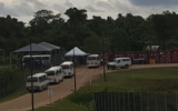 Manus Island refugees moved