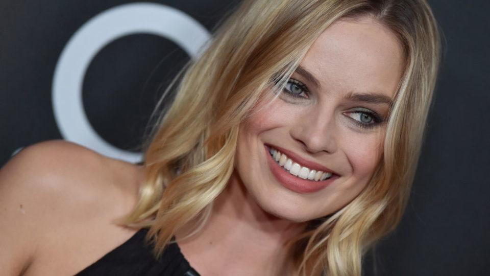 21st Annual Hollywood Film Awards - Margot Robbie
