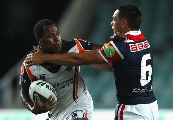 Mark Kheirallah Roosters