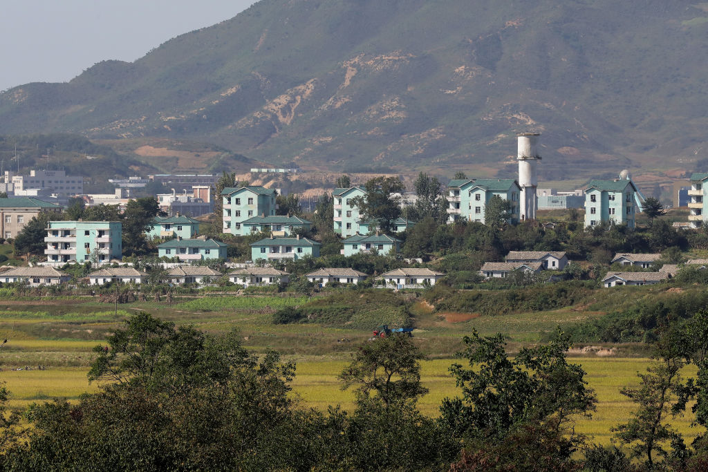 north korea Panmunjom
