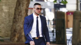 Salim Mehajer is expected to be charged over a car crash and for allegedly breaching an AVO taken out by his estranged wife.