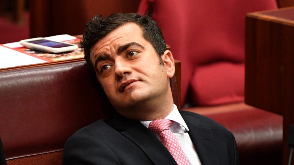 Sam Dastyari has resigned from his senior roles in the upper house. - China, Labor Senator