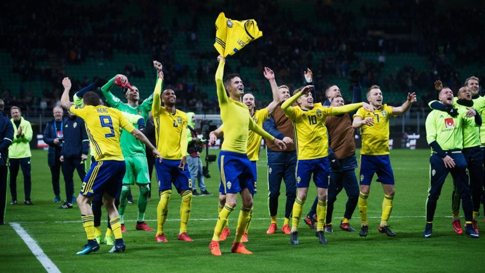 Sweden footballers