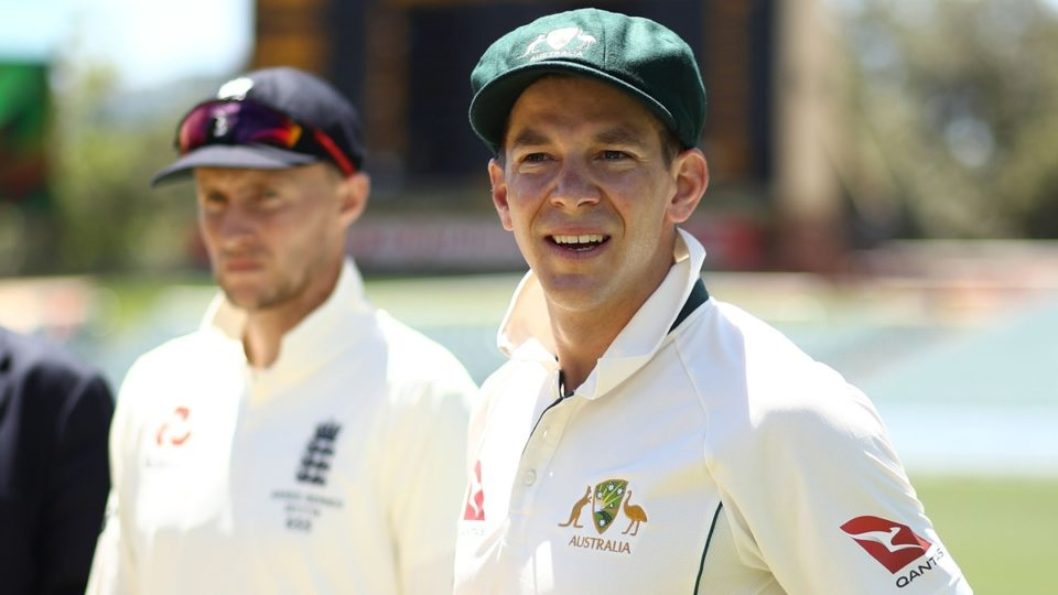 Tim Paine Ashes