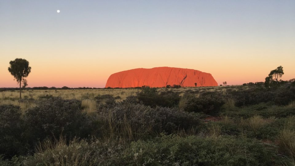 Climbing at Uluru will be banned from October 26, 2019.