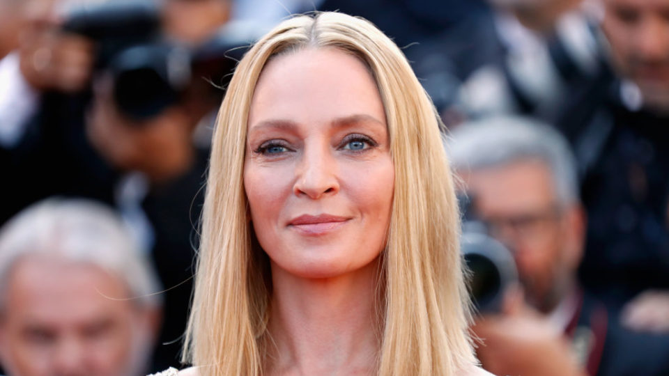 Uma Thurman's Response To Hollywood's Sexual Harassment Scandal Is Perfect