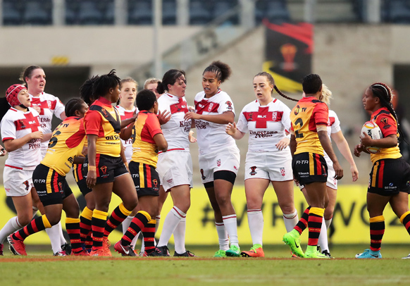 Womens World Cup rugby