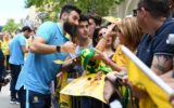 Socceroos celebrate World Cup berth