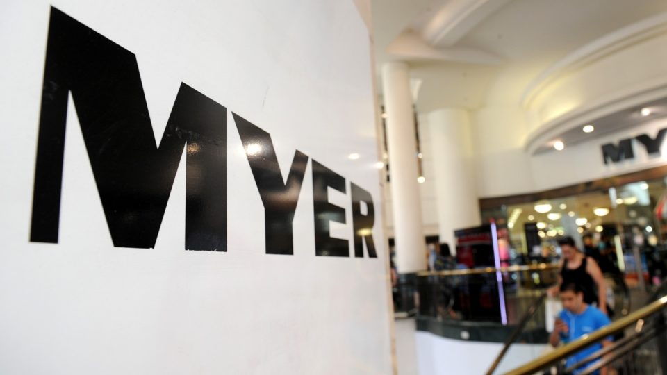 Myer has discreetly launched its online marketplace.