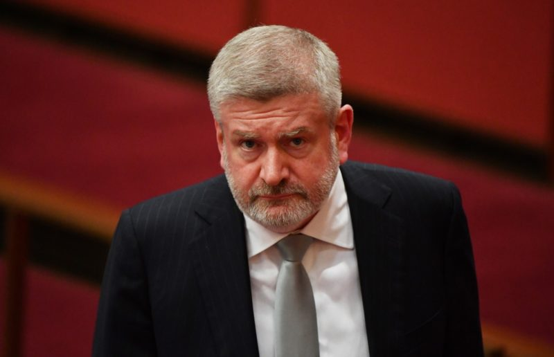 "Communications Minister Mitch Fifield said it would be dangerously to introduce net neutrality rules ""pre-emptively""."