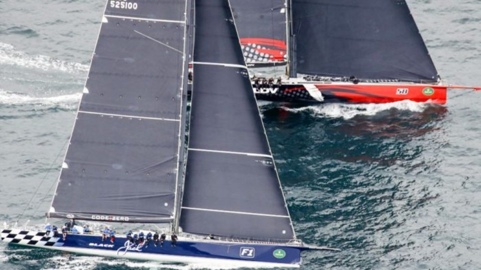 Commanche on record-breaking pace in Sydney to Hobart yacht race