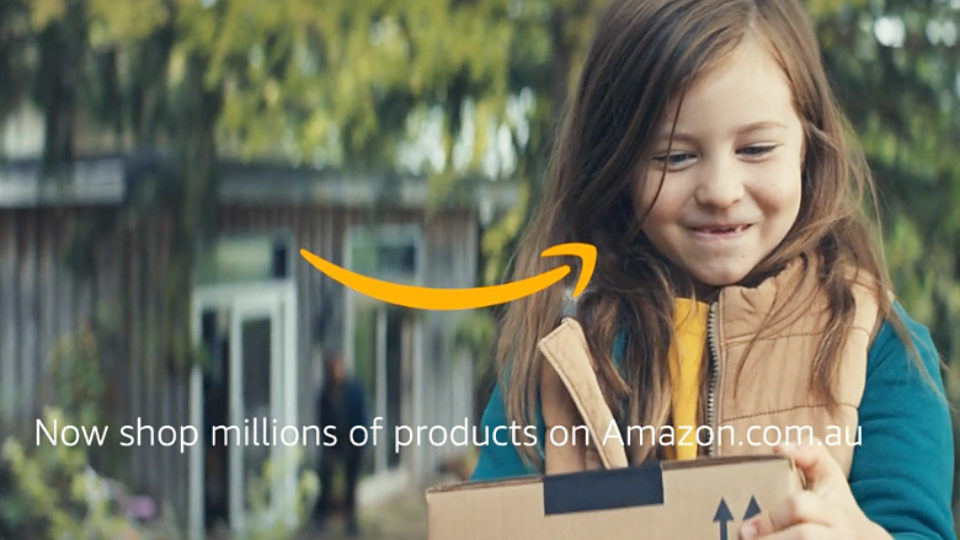 It's finally here! Amazon launches Australian website