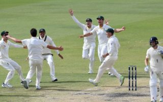 Australia wins the Ashes