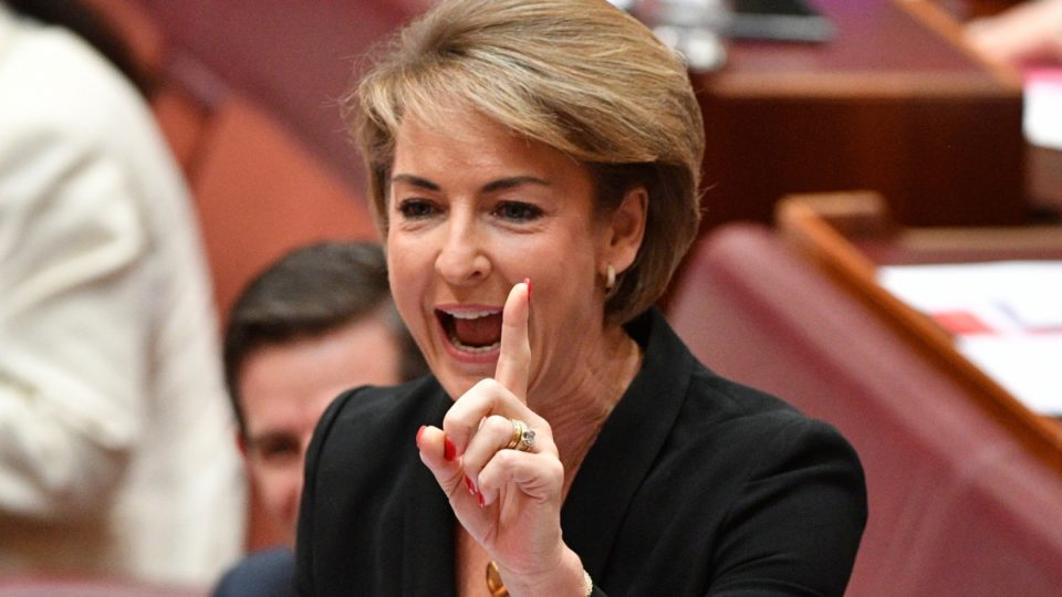 casual work michaelia cash
