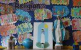Catholic school strike