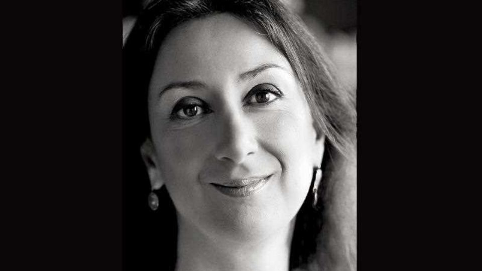 Malta arrests eight in probe into journalist's killing