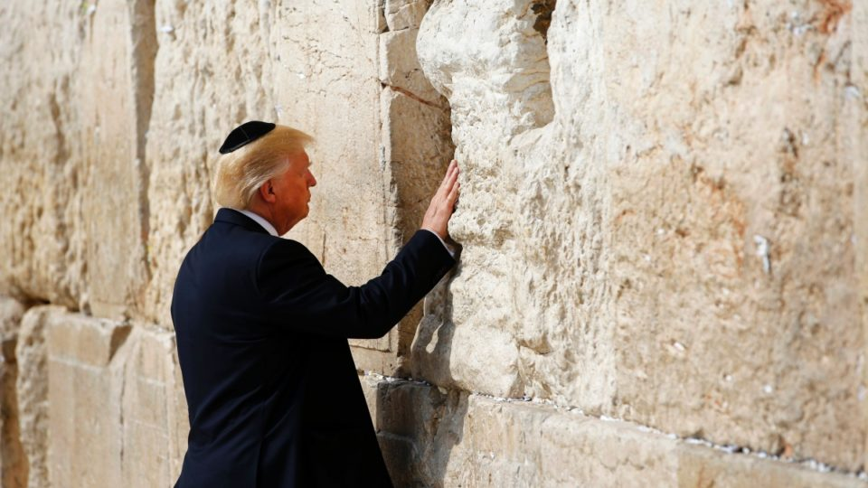 Israel plans a Trump station as Trump-naming frenzy sweeps country