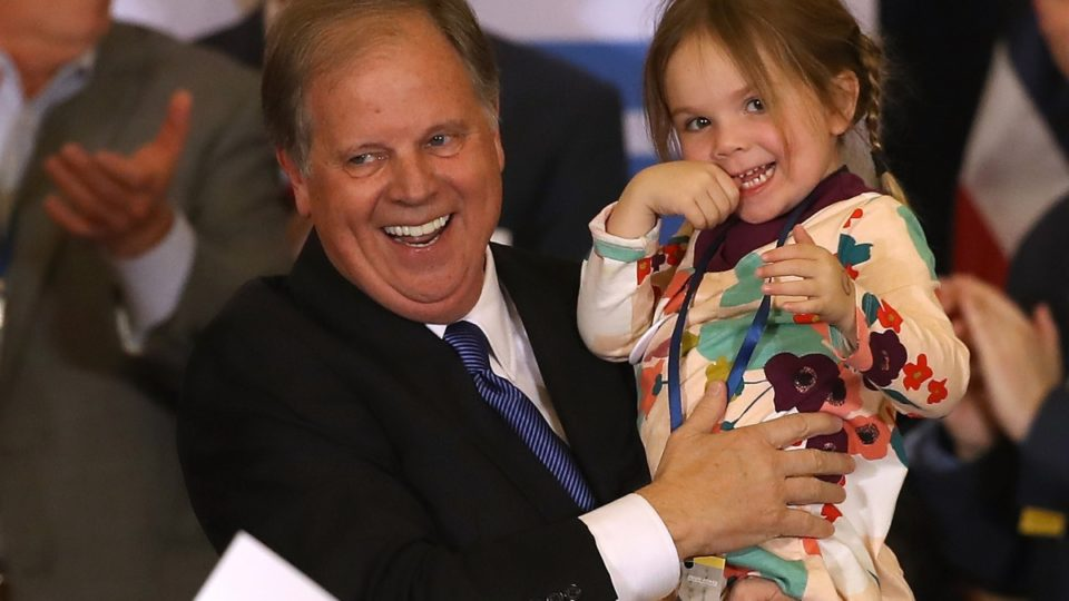 Alabama Doug Jones