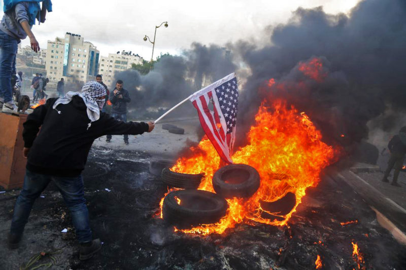 Jerusalem protests