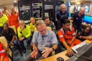 HMAS AE1 found