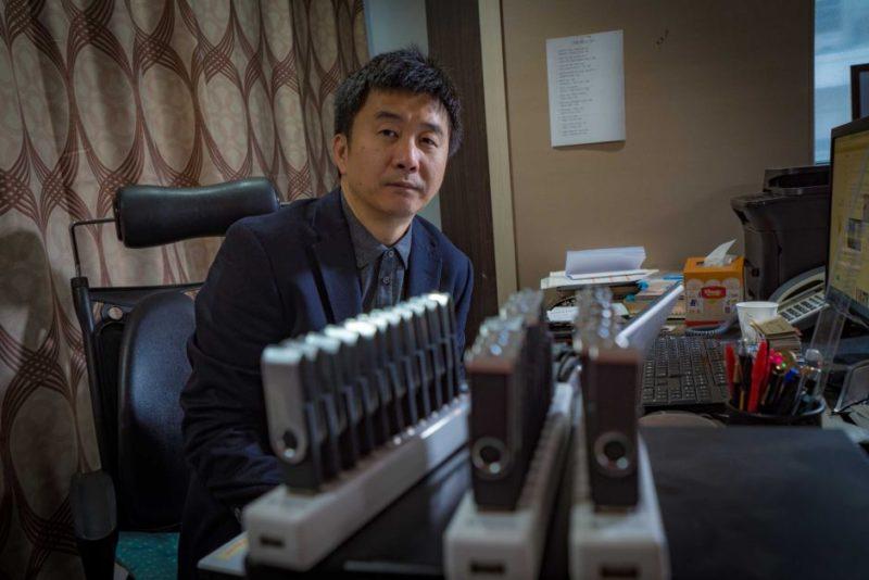 Korean activist Chol Hwan Kang