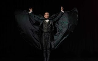 Li Cunxin as Drosselmeyer in the Nutcracker