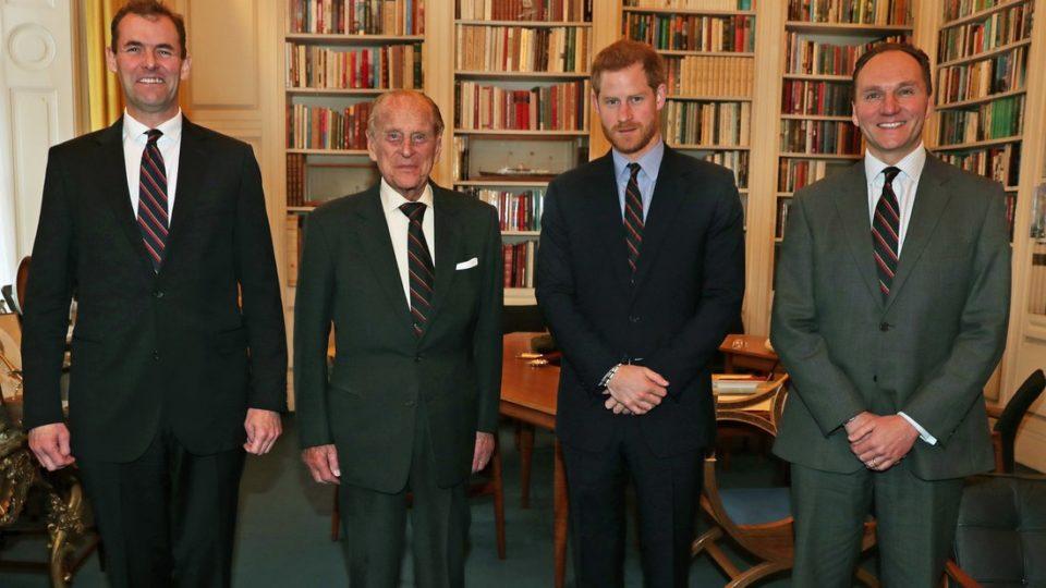 Prince philip Prince Harry