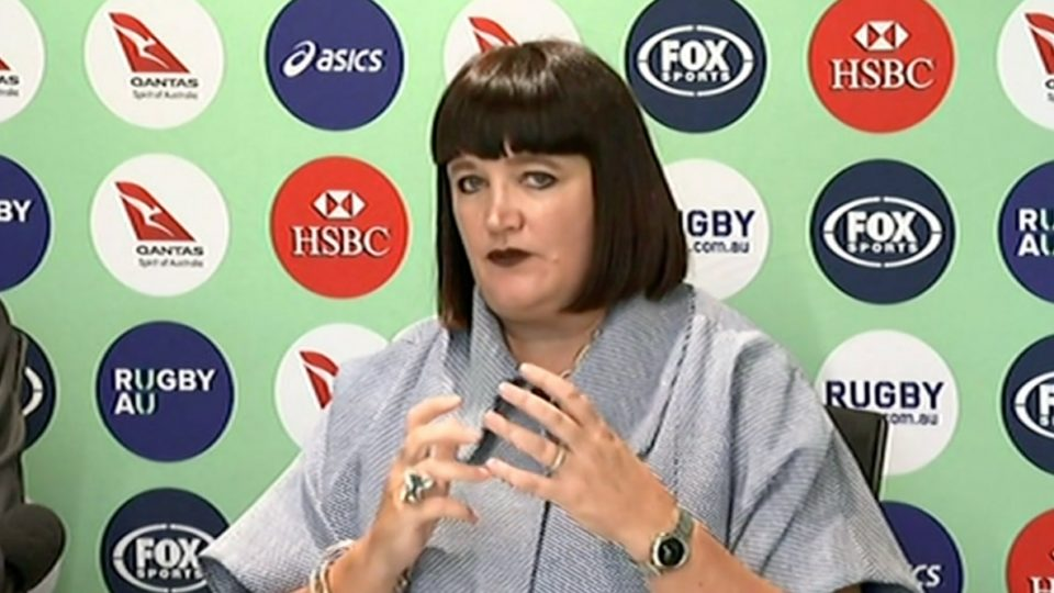 Raelene Castle: Rugby Australia appoints first woman chief