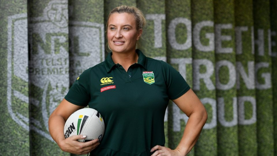 NRL set to launch inaugural women's competition for 2018