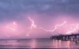 Spider lightning Glenelg