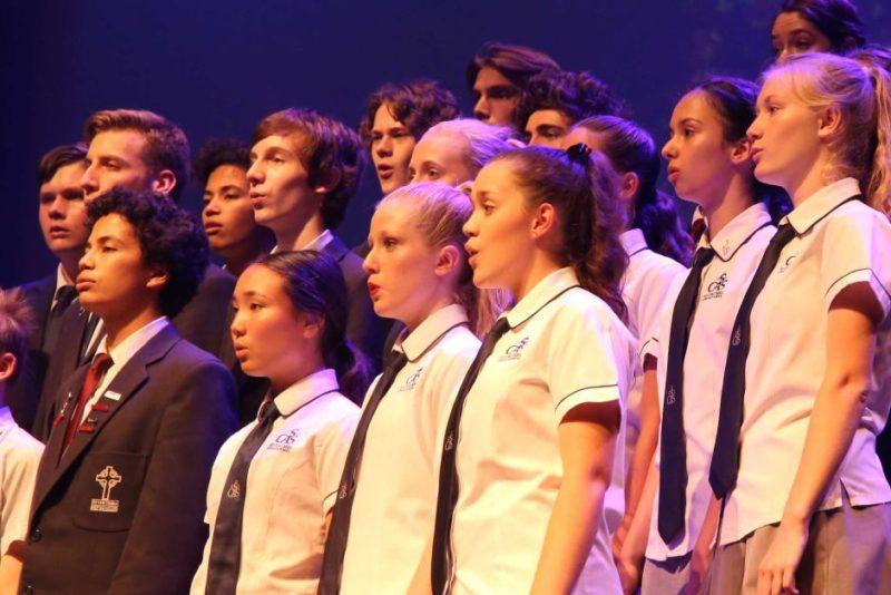 St Columba Anglican School Choir
