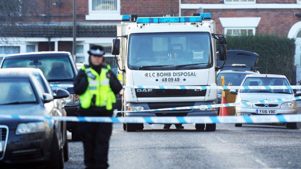 Four people arrested on suspicion of terrorism offences