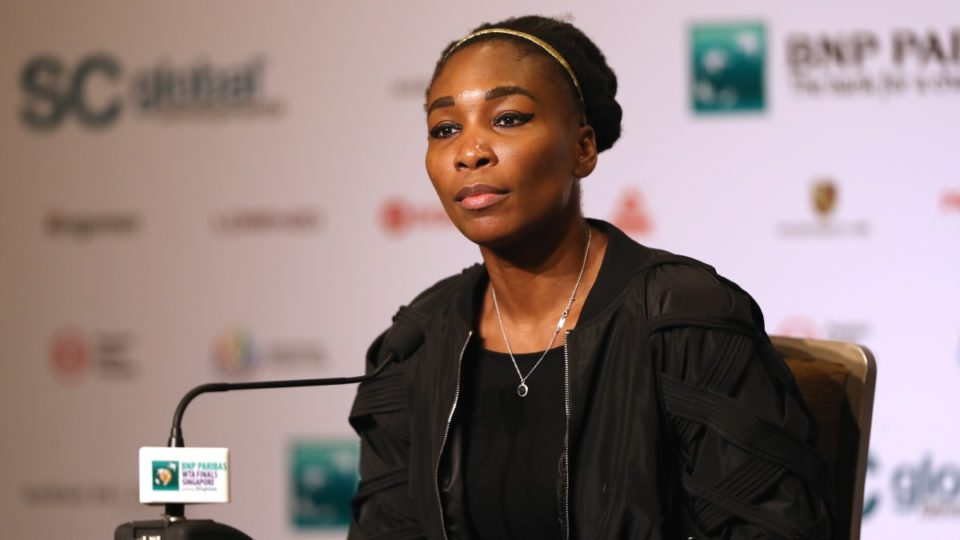 Venus Williams won't be charged in fatal vehicle crash