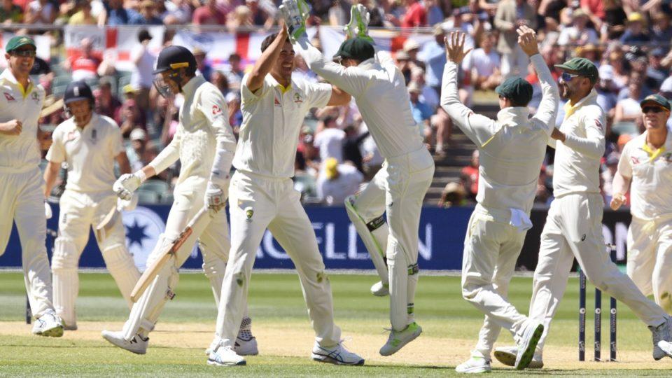 Australia England