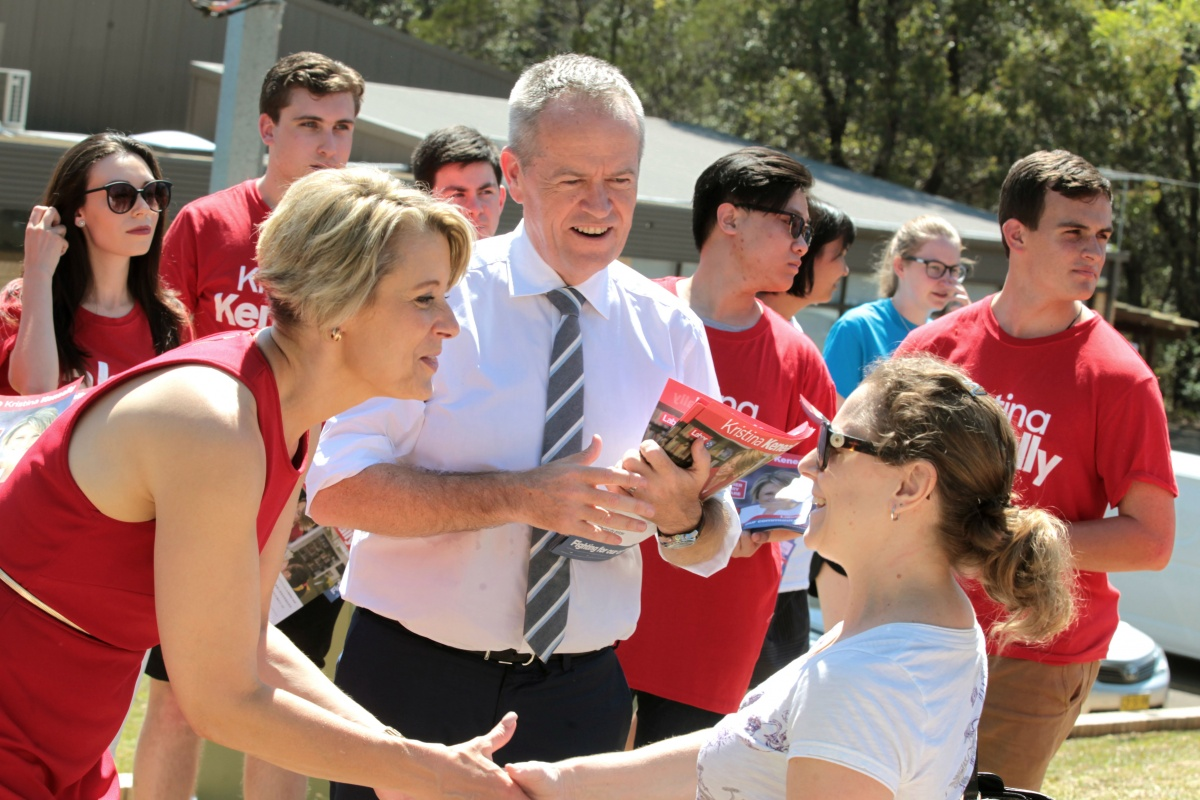 Labor attacks Liberal 'cuts' in Bennelong