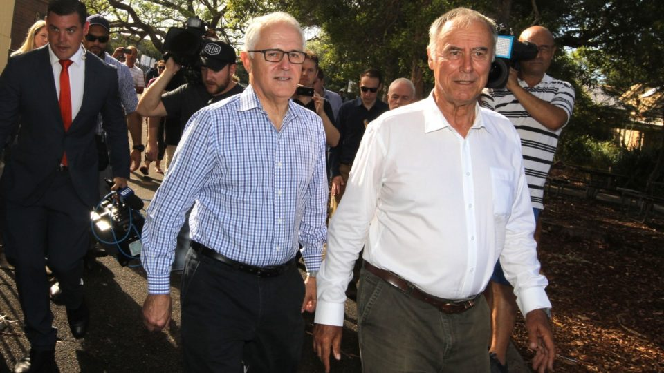 Bennelong Goes To The Polls