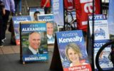 Bennelong byelection down to the wire
