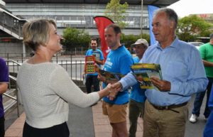Bennelong byelection too close to call