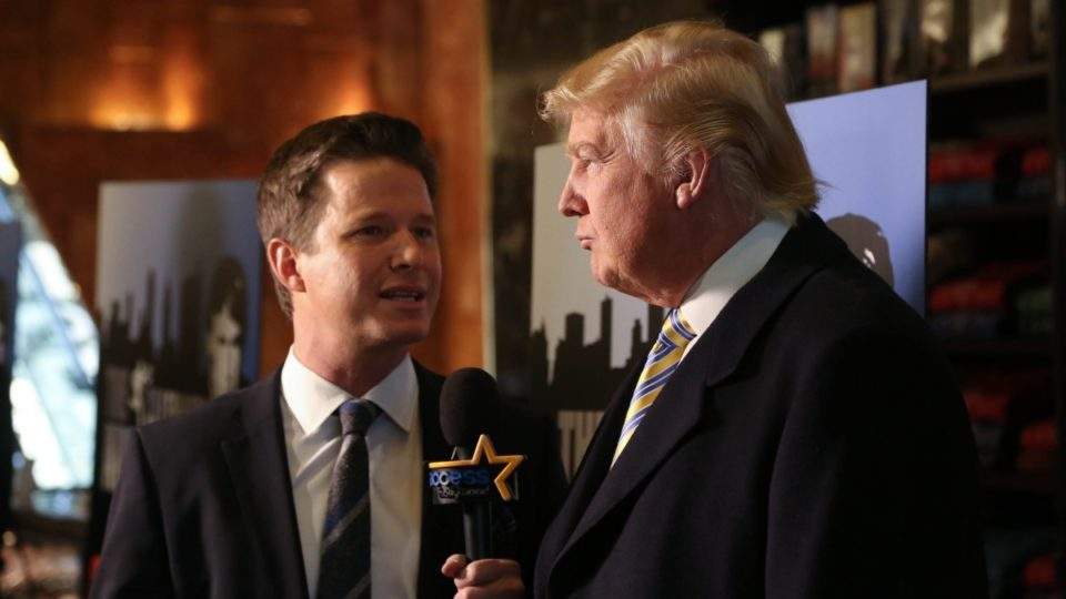 billy bush donald trump