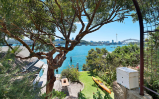 A four-bedroom home in Birchgrove sealed the nation's top auction result at $7.225 million.