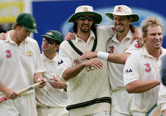 Australia bowlers