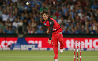 Brad hogg longevity in BBL