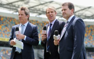 Channel Nine cricket