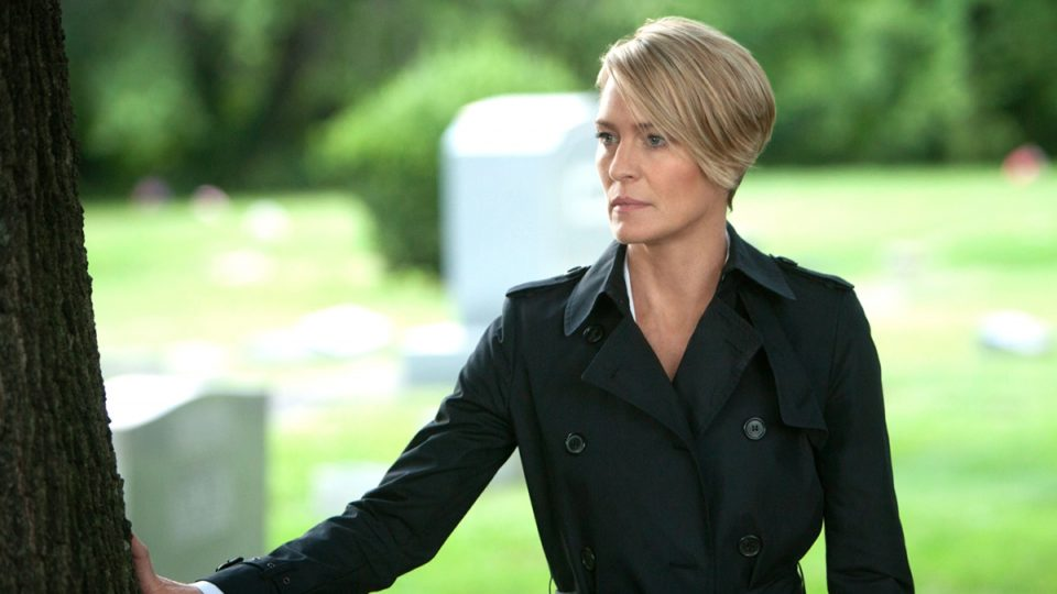 Claire Underwood is stepping into the spotlight for House of Cards sixth and final season
