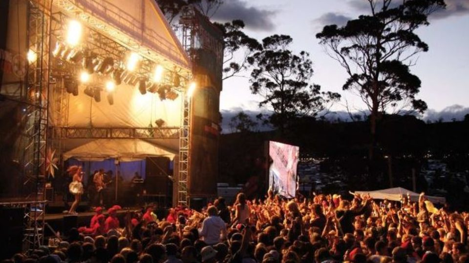 Tasmania Police charge man over Marion Bay Falls Festival assault