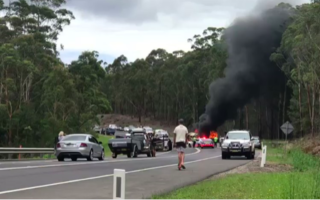 fatal accident sussex inlet NSW