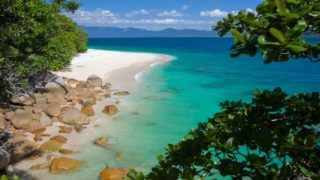 Queensland's Nudey Beach has been named the best in the country.