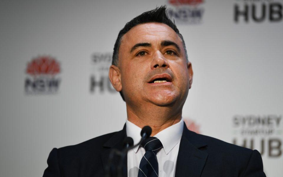 Malcolm Turnbull Should Resign Says Nsw Deputy John Barilaro