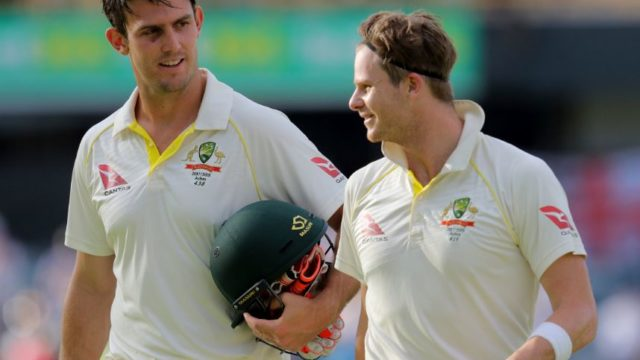 The Ashes: Marsh's fitness helps him win Test recall